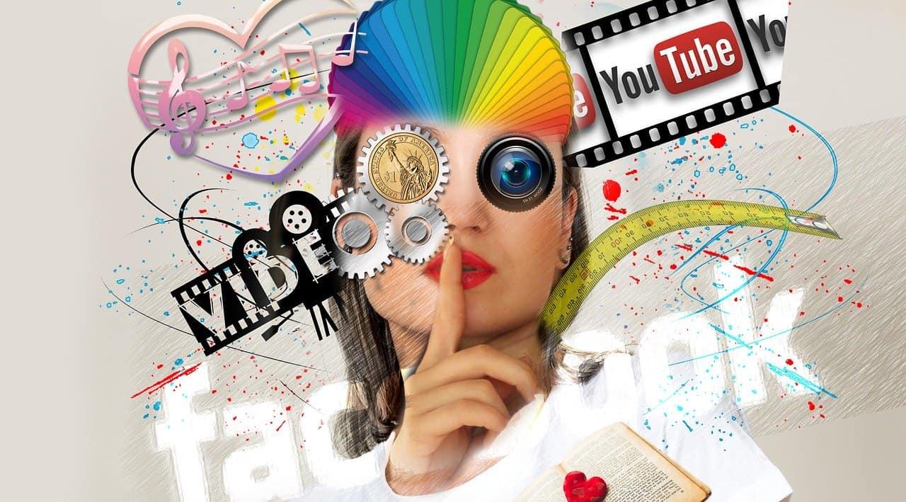 You Tube réseaux sociaux