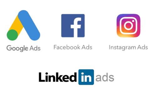 logos ads